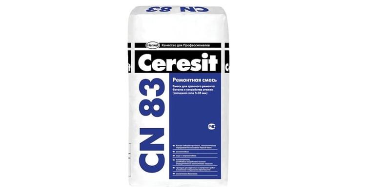 Ремонтная смесь для бетона церезит купить бетон купить автозаводская